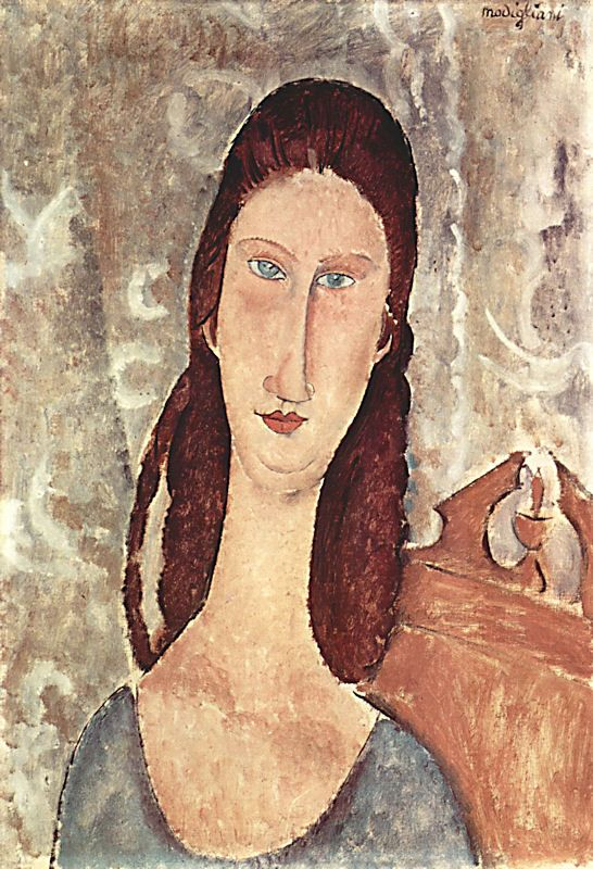 Amedeo Modigliani Online - photo#1