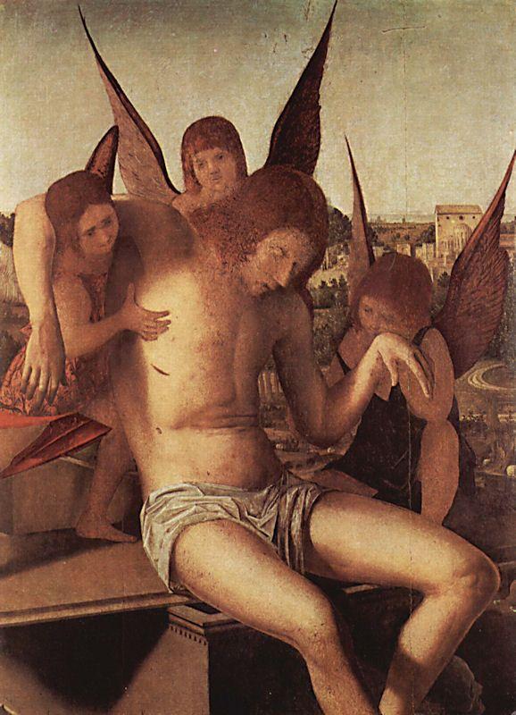 Antonello da Messina Biography Antonello da Messina Piet