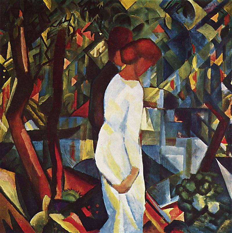 August Macke - Page 3 August-macke-couple
