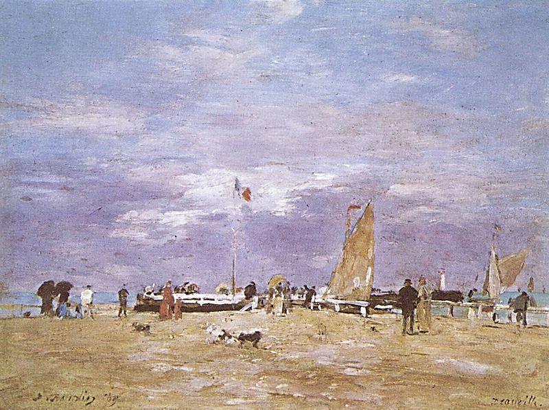 Resultado de imagen de Eugène Boudin