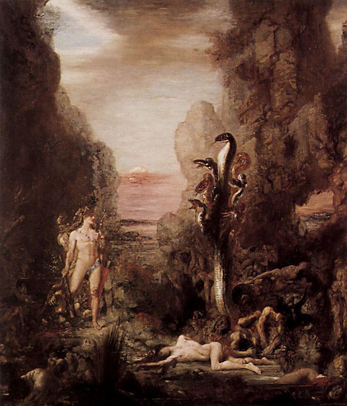 LAssembleur De Reves 1826-1898 Gustave Moreau