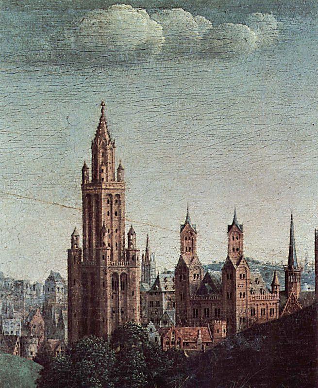 University Of San Fransisco >> Hubert van Eyck Online