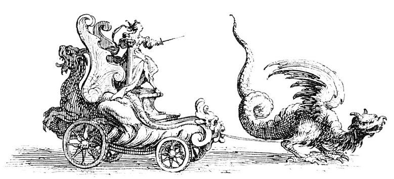 Callot's dragon