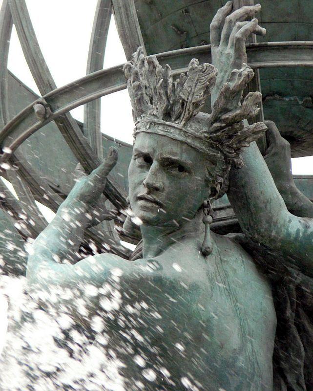a biography of jean baptiste carpeaux a french sculptor and painter Jean-baptiste carpeaux [french realist sculptor and painter, 1827-1875] la danse, nd marble palais garnier, paris, france.