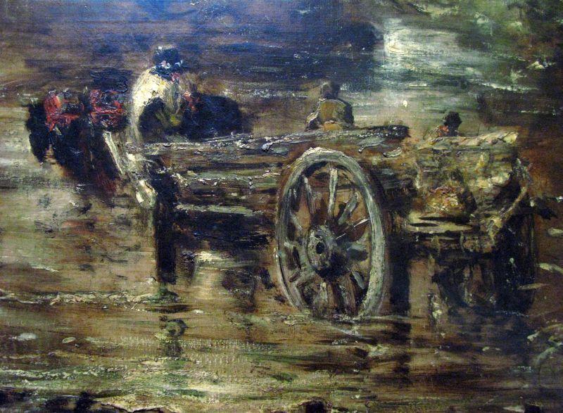 John Constable John-constable-haywain