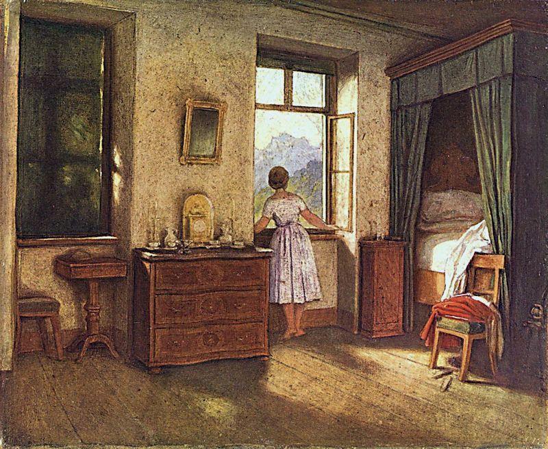 Moritz Von Schwind Morning