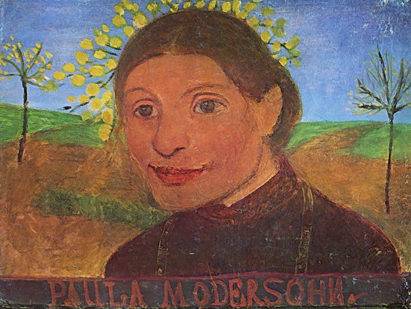 Paula Modersohn-Becker Online - photo#40