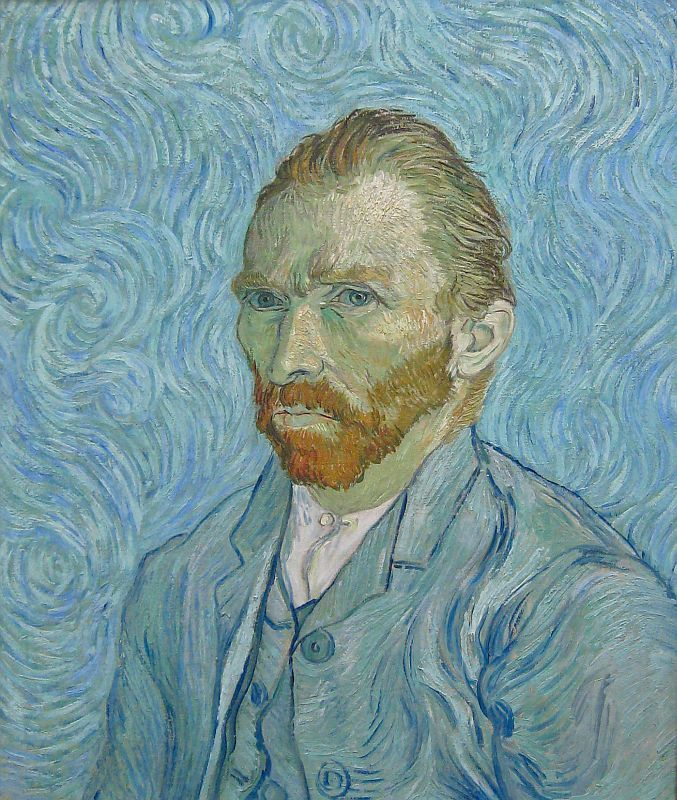 Van Gogh did not kill ...